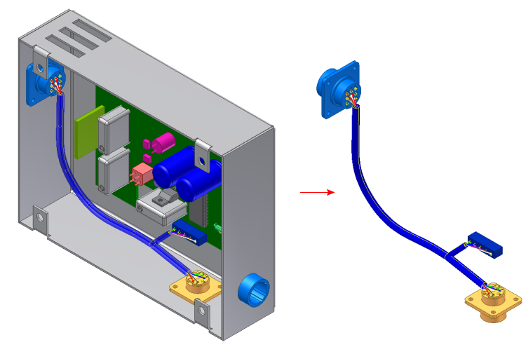 Cable and Harness | Inventor Products | Autodesk Knowledge Network