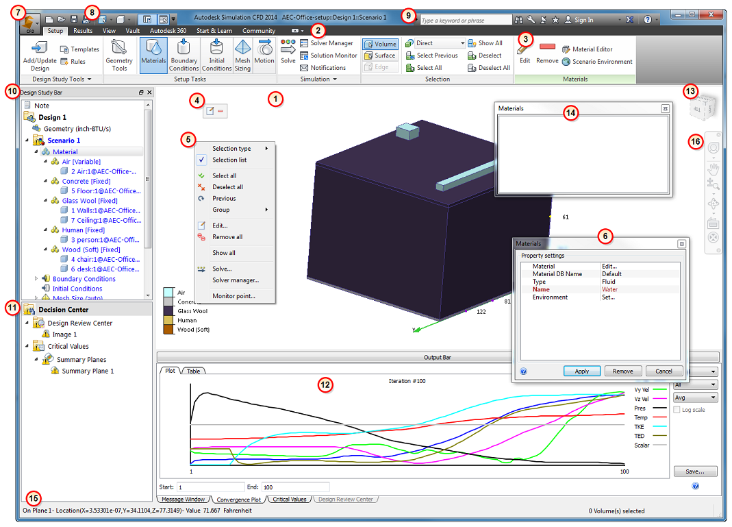 user interface cfd autodesk knowledge network rh knowledge autodesk com Autodesk Inventor 2014 Autodesk Design Review