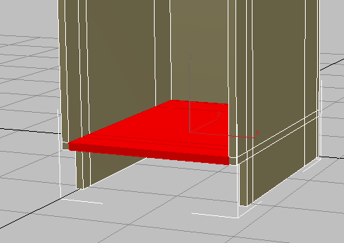 3ds Max Creates The Bottom Shelf