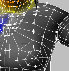 Weighting the Character's Upper Half | 3ds Max | Autodesk Knowledge