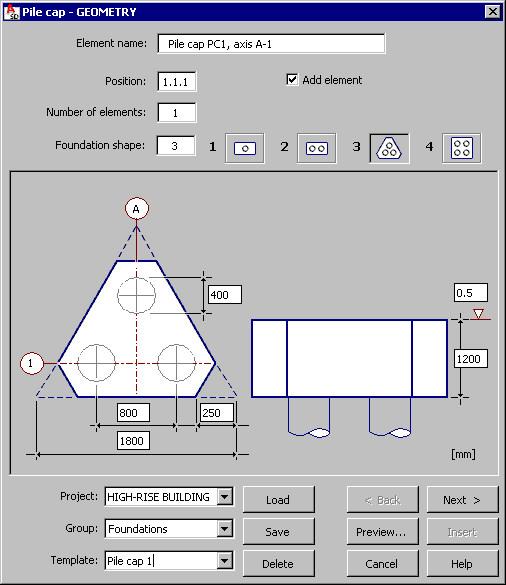 Pile Group Design Software - xsonarvelo