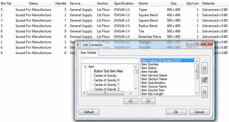 Barcode Setup | Fabrication Products | Autodesk Knowledge