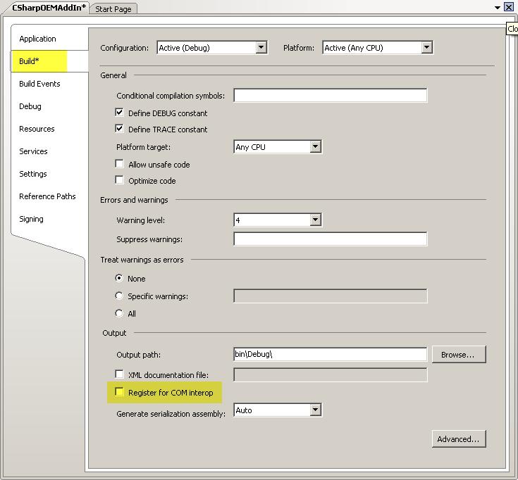 Inventor ETO 2015 Help: Convert C++ Add-In to Registry Free