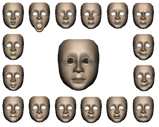 Blend Shape deformer | Maya LT | Autodesk Knowledge Network