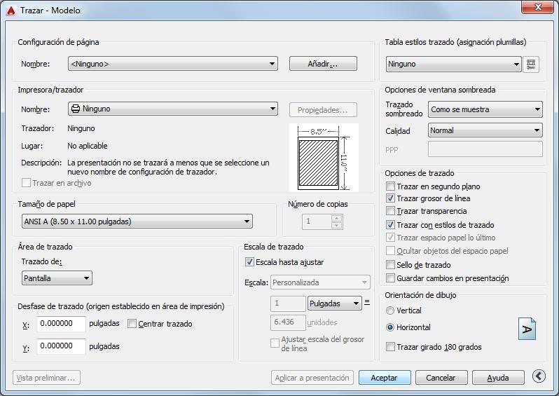 Imprimir Autocad Autodesk Knowledge Network