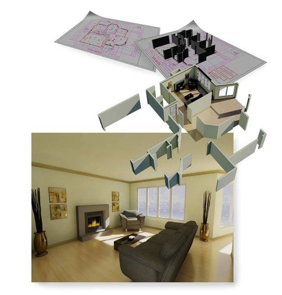 3ds Max Bietet Ihnen Den Vorteil, Fehlerfreie, Präzise Zeichnungen Durch  Das Erstellen Von Realistischen Entwurfsvisualisierungs Präsentationen Zu  ...