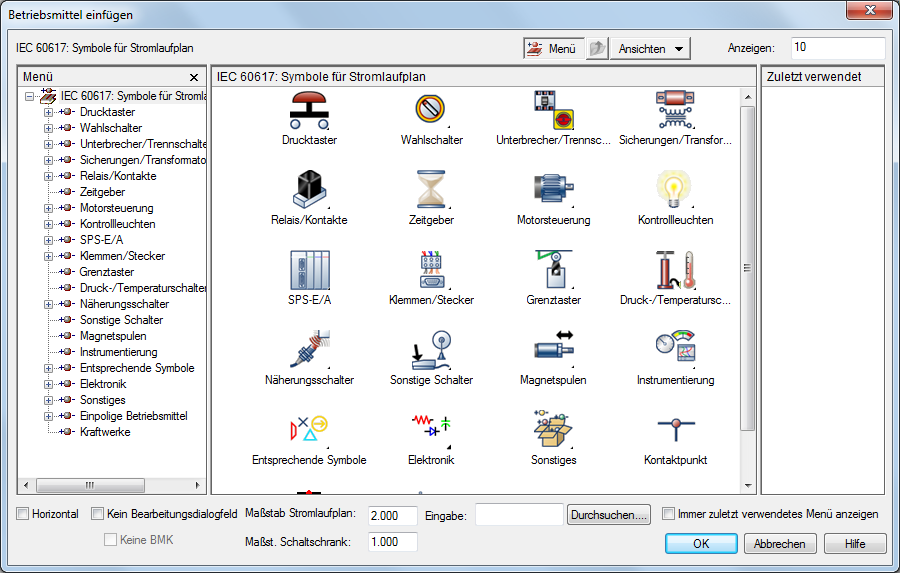 Stromlaufplan-Betriebsmittel | AutoCAD Electrical | Autodesk ...