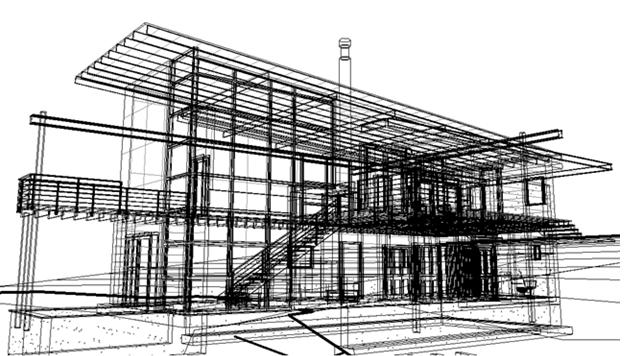 Bildstil Drahtmodell | Revit-Produkte | Autodesk Knowledge Network
