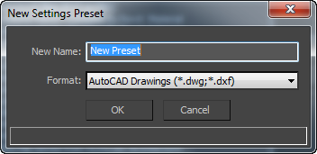 Creating and Using Presets when Linking Files | 3ds Max 2016