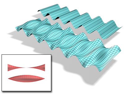 Wave Modifier   3ds Max 2016   Autodesk Knowledge Network