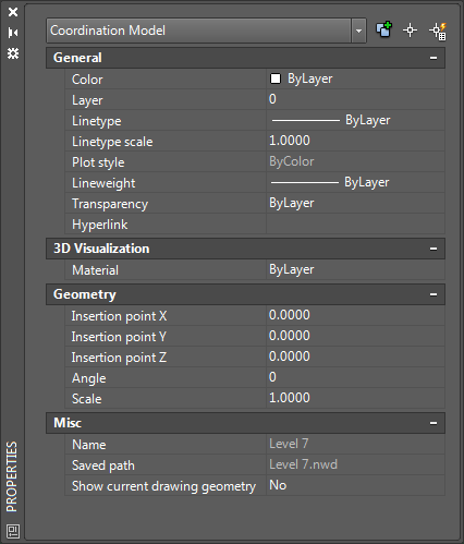 To Work With Coordination Models | AutoCAD 2016 | Autodesk