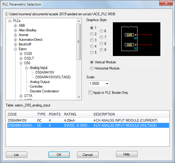Schematic Components Autocad Electrical 2016 Autodesk Knowledge
