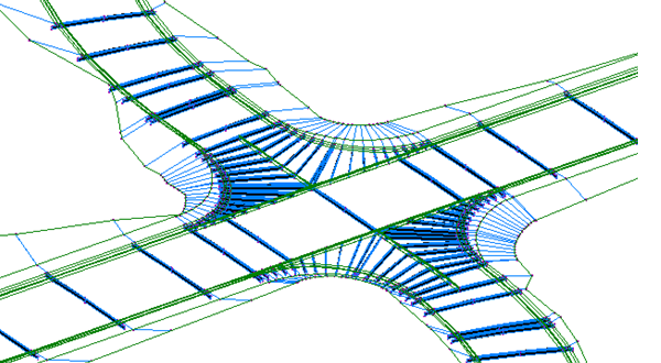 about intersections civil 3d 2016 autodesk knowledge network
