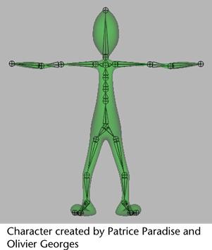 Maya Help: Skeletons