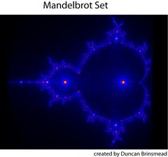 Maya Help: Mandelbrot