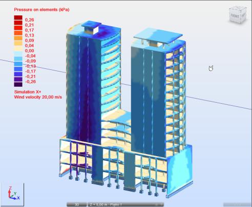 Robot Structural Analysis 2016 Help: Wind Loads Simulation