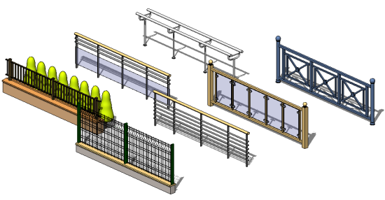 Balusters and Posts | Revit Products 2016 | Autodesk Knowledge Network