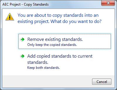 Copy Standards