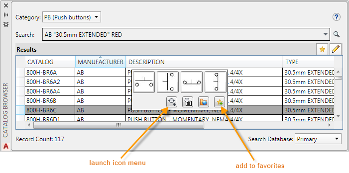 Schematic Components Autocad Electrical 2017 Autodesk Knowledge