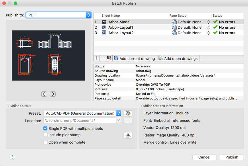 PRINT MULTIPLE AUTOCAD FILES EPUB DOWNLOAD