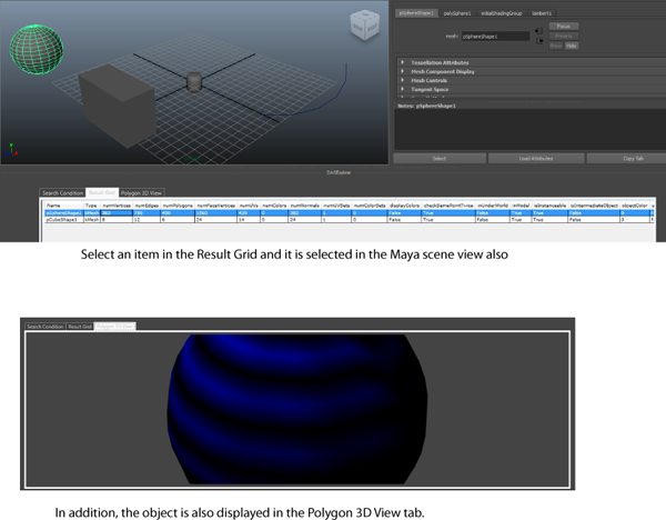 Maya Help: Running the DAGExplorer WPF  NET plug-in example