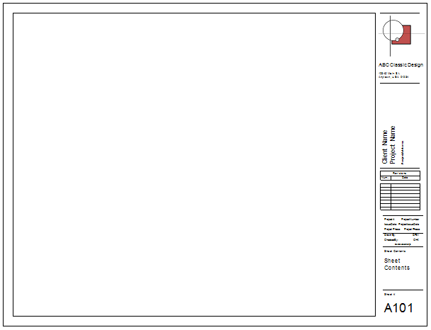 Title blocks revit products 2017 autodesk knowledge network new title block maxwellsz
