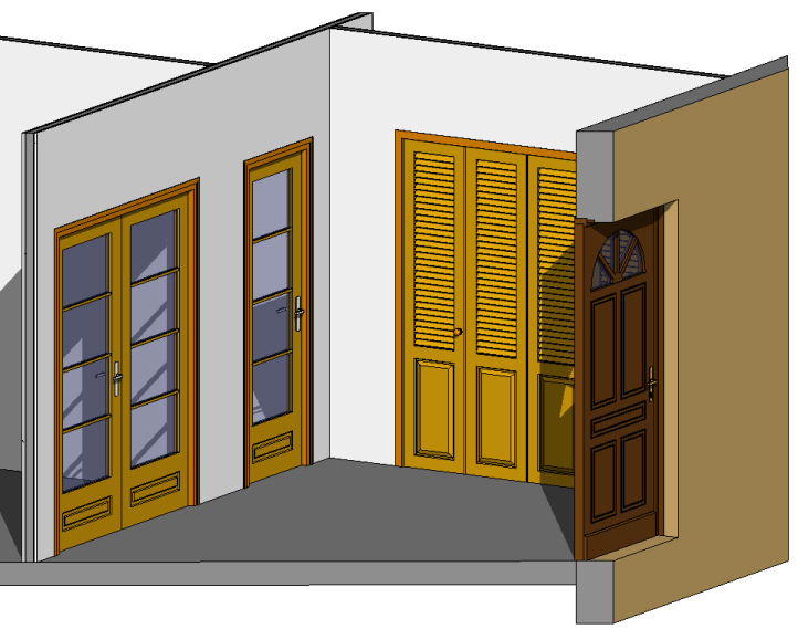 About Doors & About Doors | Revit Products | Autodesk Knowledge Network