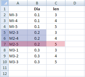 Funktionen für Excel-Datenverknüpfungen - Referenz (iLogic ...