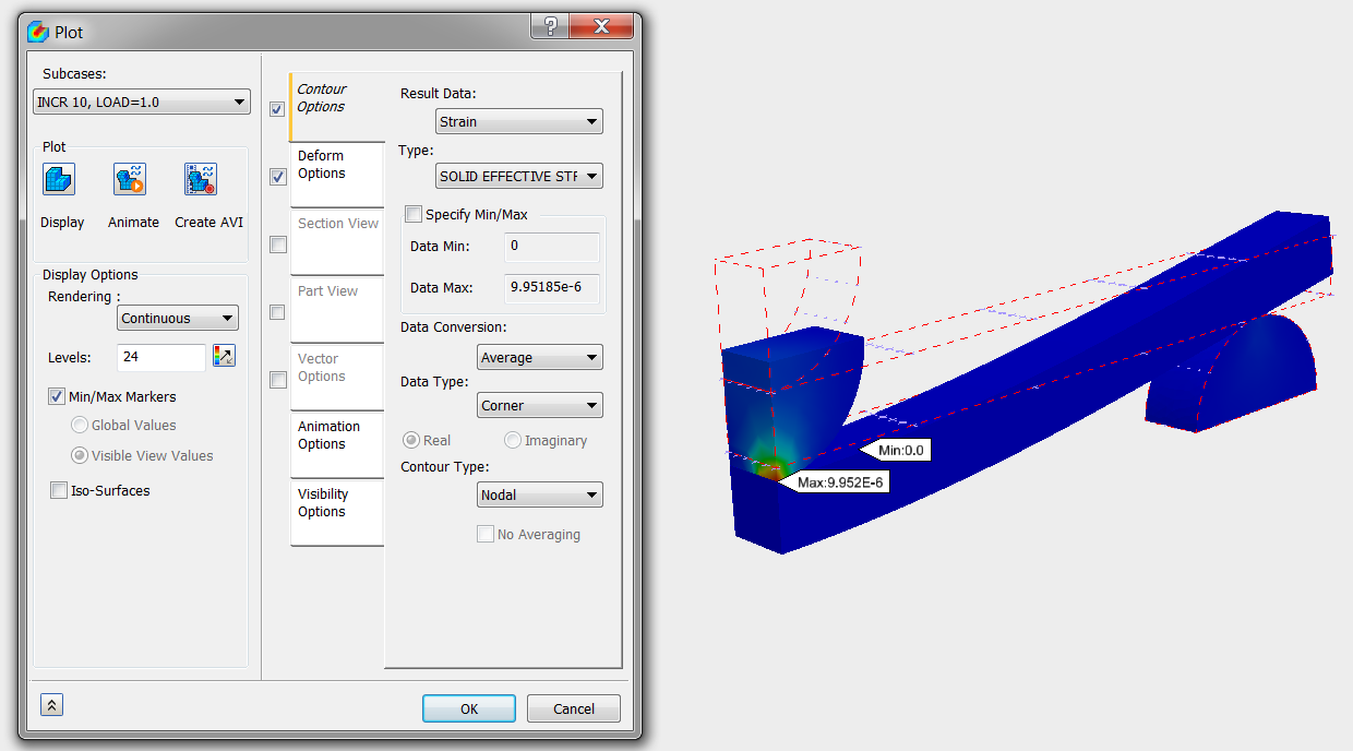 Section 19: Flexural Test Fixture Exercise | Nastran In-CAD ...