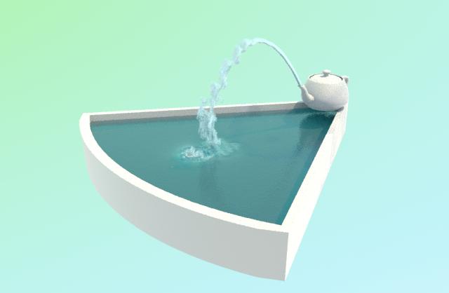 Fluids | 3ds Max 2018 | Autodesk Knowledge Network