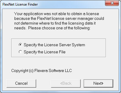 Cannot Find License Server | Helius PFA 2018 | Autodesk