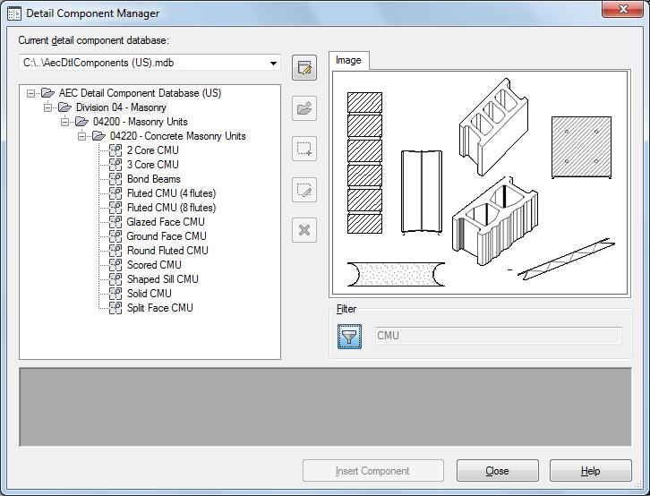 To Locate a Detail Component | AutoCAD Architecture 2018 | Autodesk