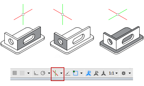 About 2d Isometric Drawing Autocad 2018 Autodesk Knowledge Network