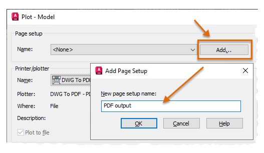 Have You Tried: Create and Import Page Setups | AutoCAD 2018