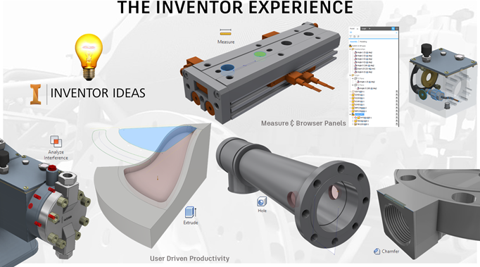 what s new in autodesk inventor 2018 inventor products 2018 rh knowledge autodesk com