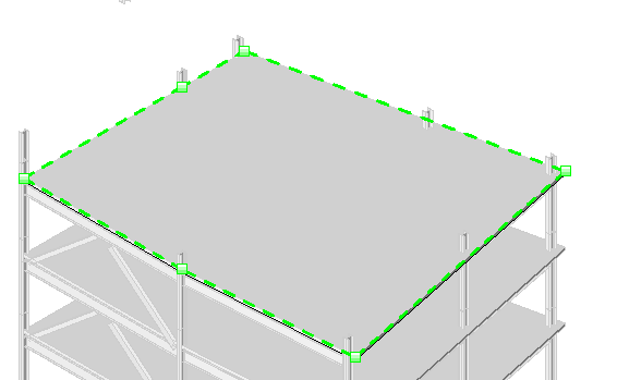 Split A Roof Or Structural Floor Revit Products 2018 Autodesk Knowledge Network