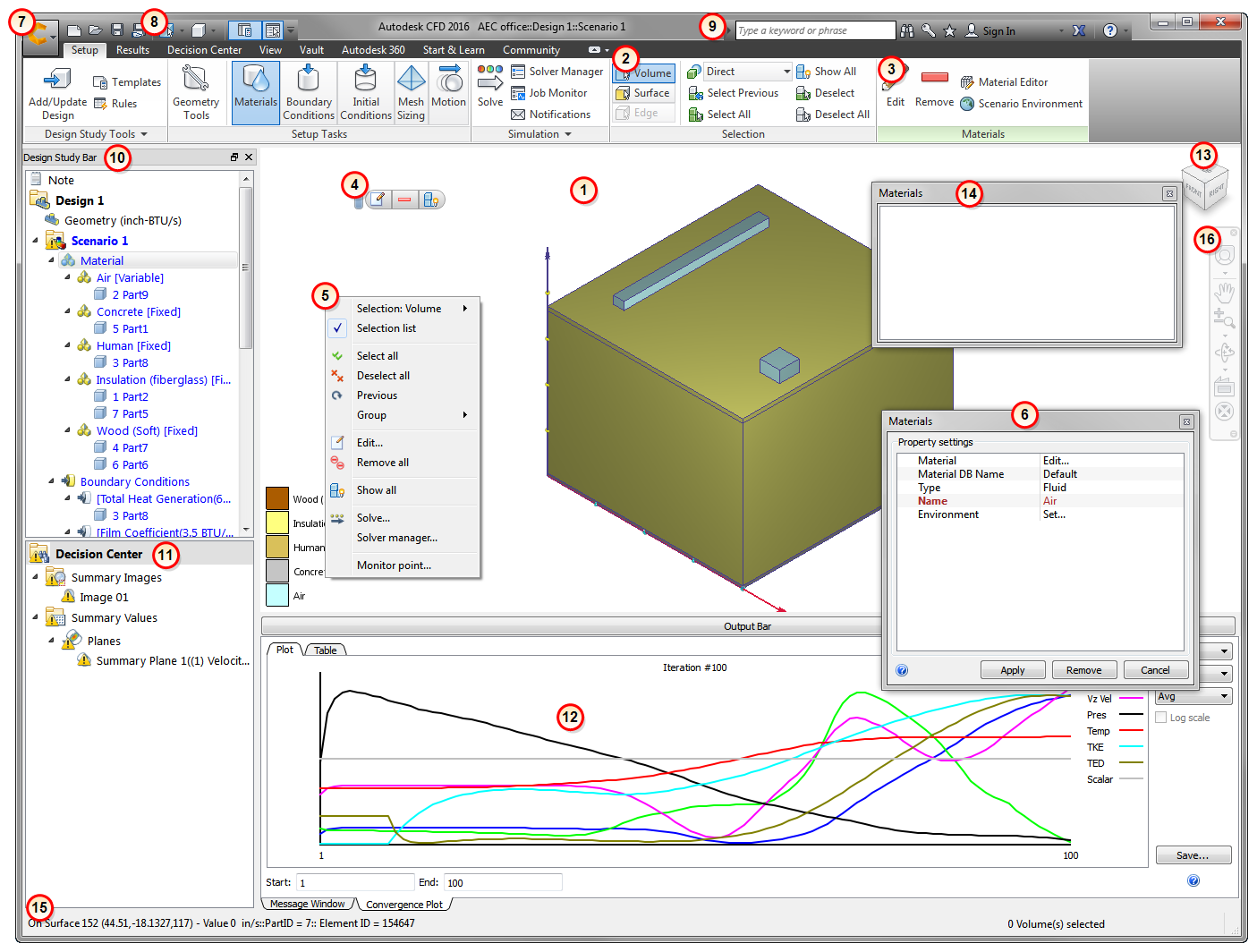 user interface cfd autodesk knowledge network rh knowledge autodesk com Autodesk Simulation CFD V2014 Autodesk Inventor 2014