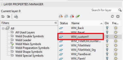 Help Create A New Weld Symbol
