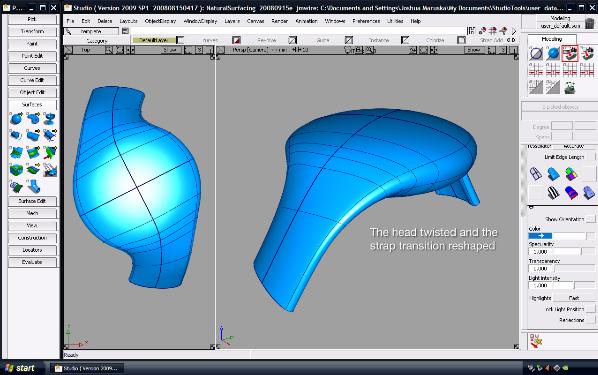 Multi-surface fillet tool autodesk alias automotive 2014 youtube.