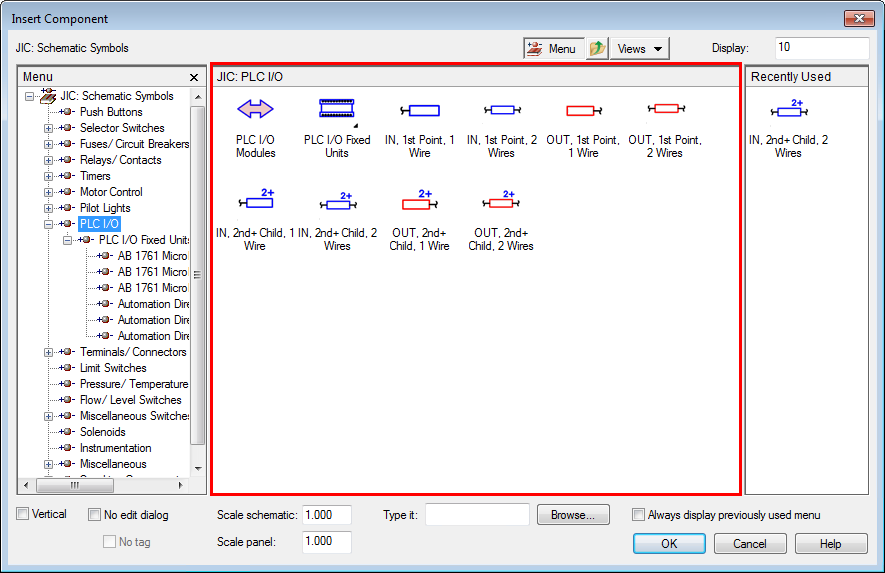 About Symbol Naming Conventions Autocad Electrical 2019 Autodesk
