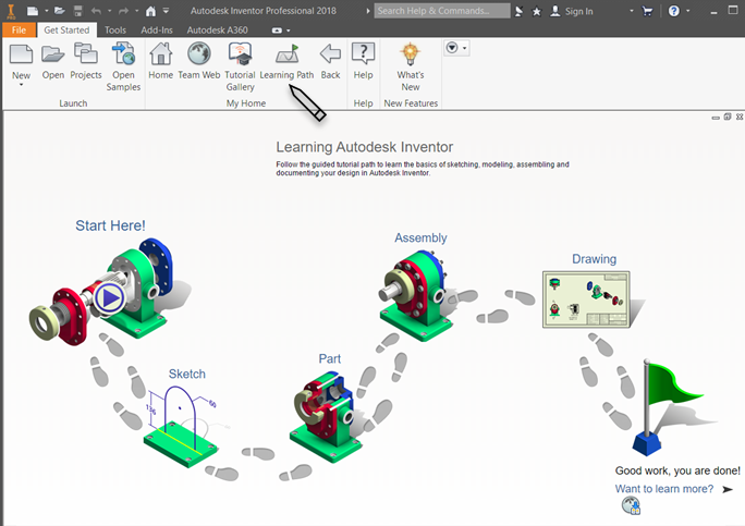 Autodesk inventor video tutorial / exploded view youtube.