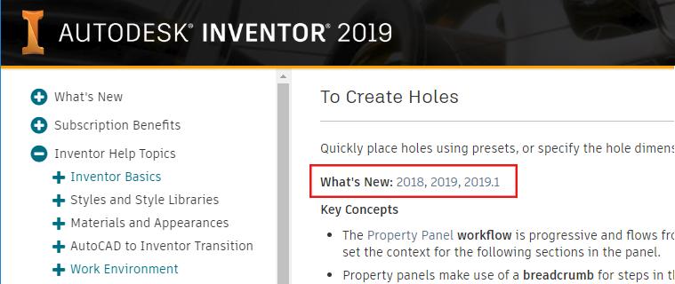 Autodesk Inventor 2019 1 - Inventor Users Forum