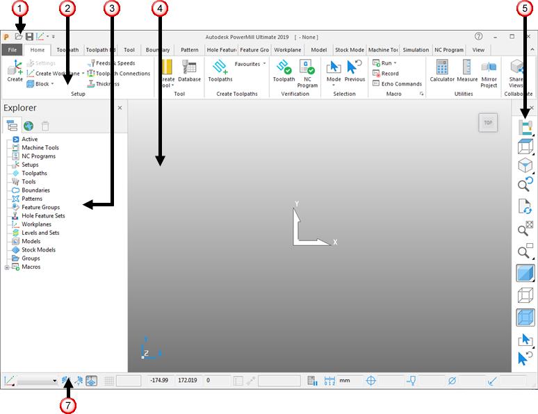 Startup Window Powermill 2019 Autodesk Knowledge Network