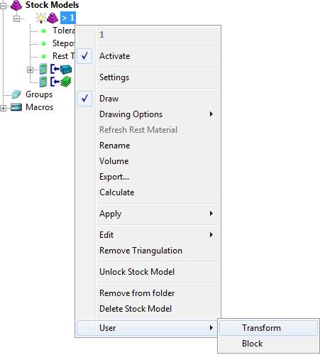 creating custom menus powermill autodesk knowledge network