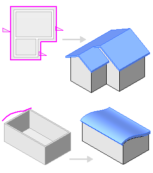 Roofs Revit Products 2019 Autodesk Knowledge Network