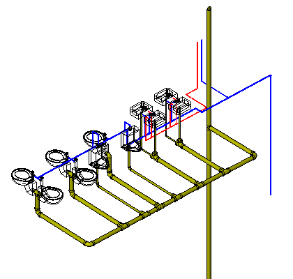 Piping Systems | Revit Products 2019 | Autodesk Knowledge Network
