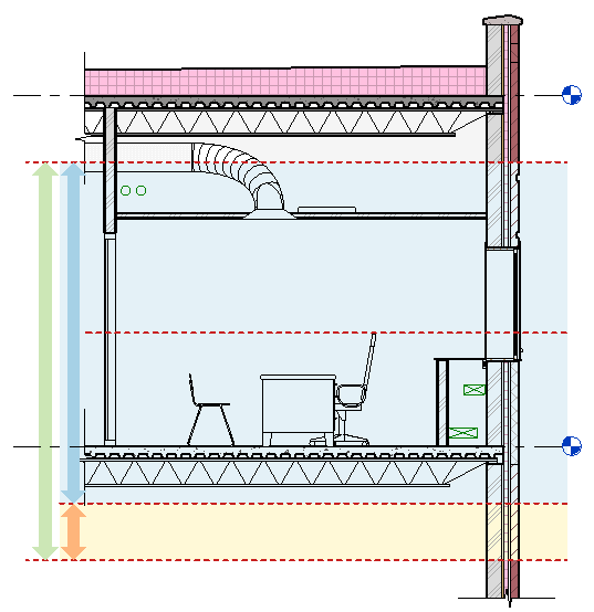 about the view discipline revit lt 2019 autodesk knowledge networkin the sample plan views below, the detail level is set to fine so that mechanical, electrical, and piping elements display more fully for illustration