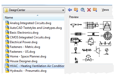Symbols | AutoCAD 2020 | Autodesk Knowledge Network | Hvac Drawing Symbols Dwg |  | Autodesk Knowledge Network