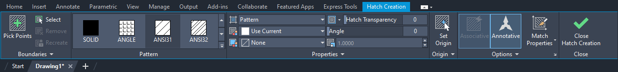 Have You Tried: Hatch and Hatch Editing | AutoCAD 2020 | Autodesk