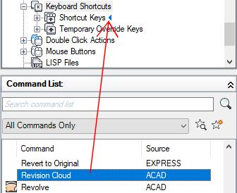 To Customize Shortcut Keys | AutoCAD LT 2020 | Autodesk